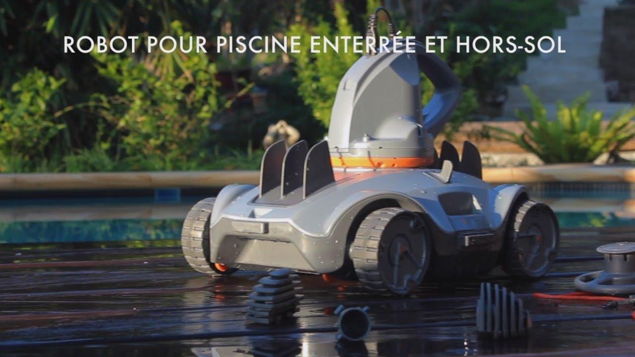 Robot pour piscine kokido vektro auto raviday piscine youtube - Raviday piscine ...