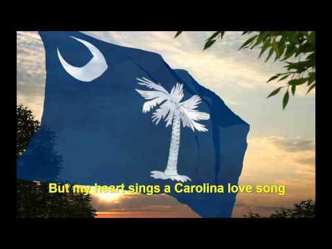 South Carolina State Song: South Carolina on my mind