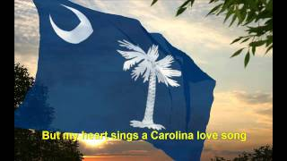 South Carolina State Song: South Carolina on my mind