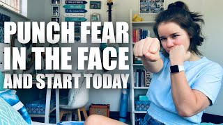HOW TO OVERCOME THE FEAR OF STARTING A YOUTUBE CHANNEL
