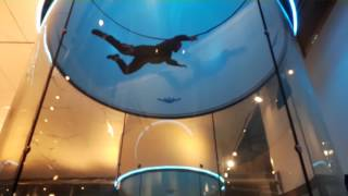 Indoor Skydive Utrecht - First day of the grand opening!