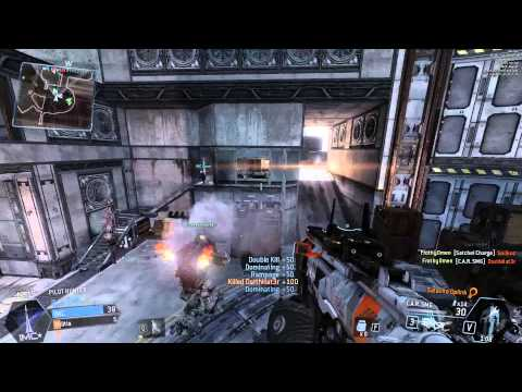 First Match on War Games   Pilot vs Pilot - TitanFall 2 from YouTube · Duration:  7 minutes 50 seconds