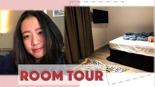 超高級英國留學宿舍?   ROOM TOUR