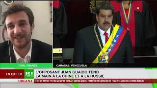 Venezuela : «La diplomatie par l'ultimatum n'est pas une diplomatie»