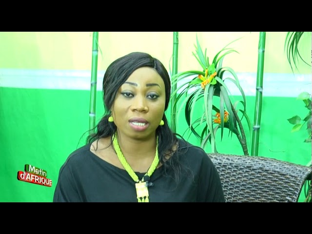 Matin d Afrique Adrienne 2017 12 05