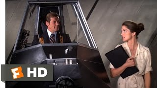 Moonraker (2/10) Movie CLIP - The Centrifuge (1979) HD