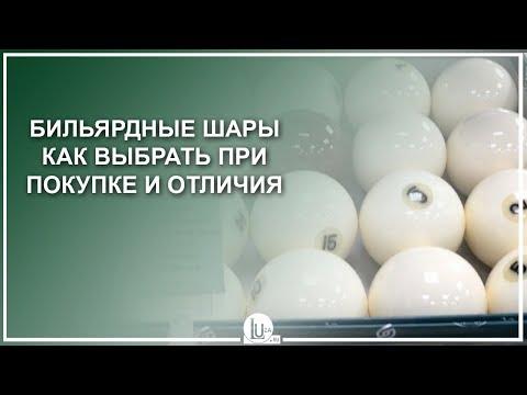 Бильярдные шары. Как выбрать и какие купить, Aramith VS Китай - Магазин Luza.ru