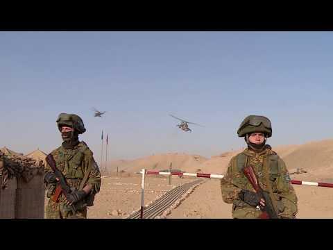 «Нерушимое братство – 2019» в Таджикистане