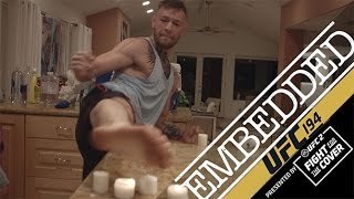 UFC 194 Embedded: Vlog Series - Episode 1
