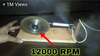How to make mini steam engine( भाप से चलने वाला इंजन)