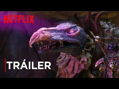El Cristal Encantado: La Era de la Resistencia   Tráiler   Netflix
