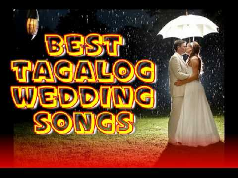 Best Tagalog Wedding Songs NON STOP Pinoy Love