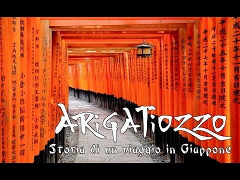 Arigatiozzo - Storia di un Viaggio in Giappone