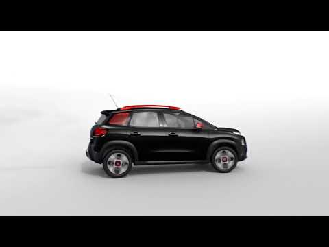 New Citroën C3 Aircross Compact Suv Exterior Combinations