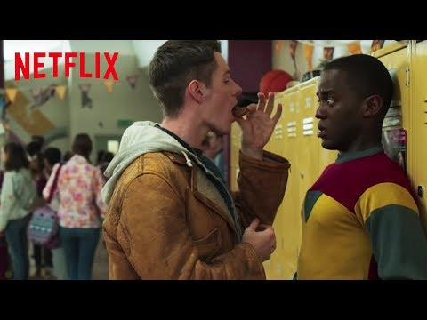 Sex Education Season 1: The Most Hilarious Bloopers! | Sex Education | Netflix