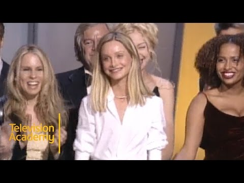 ALLY MCBEAL Wins Outstanding Comedy Series | Emmy Archive 1999