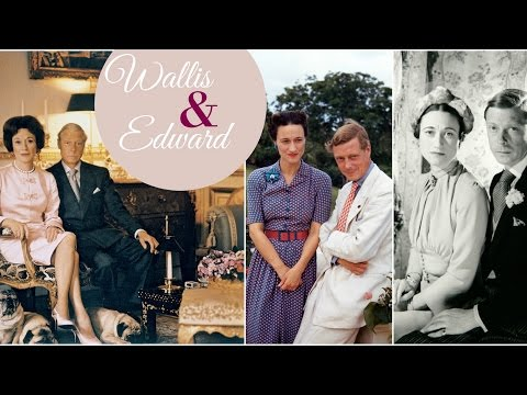 Wallis Simpson & King Edward VIII