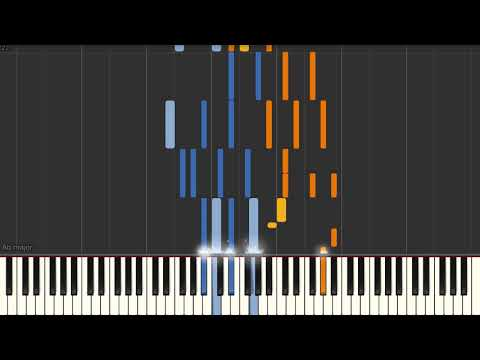 Night of Smooth Jazz (Relax Music) - Jazz piano solo tutorial thumbnail