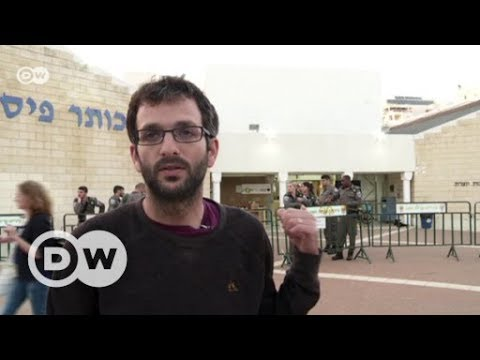 Israel: Breaking the Silence | DW Deutsch