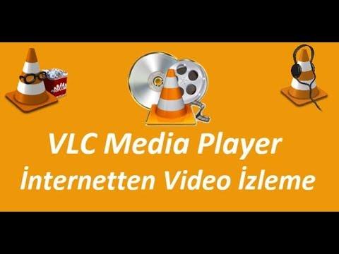 VLC player internetten video izleme - YouTube