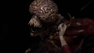 Resident Evil 2 Remake   Licker Battle Trailer   PS4