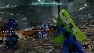 Halo 5: Warzone Assault Gameplay (No Commentary)