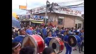 Desfile de Carrozas y Carnaval en La Lima 2014