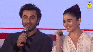 Ranbir Kapoor, Alia Bhatt & Karan Johar at Jio MAMI Movie Mela