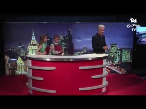 KidZania TV: Special Guest Sergey Sobyanin — Mayor of Moscow