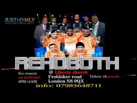 REHOBOTH GOSPEL MUSIC VOL2