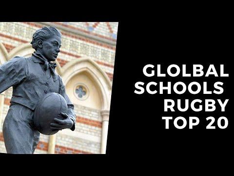2019 Global Top 20 Rugby Schools
