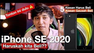 Tonton Ini Sebelum Beli iPhone SE 2 ‼️ (2020) by iTechlfe Indonesia