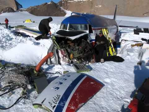 Lidia Recovery, Antarctica