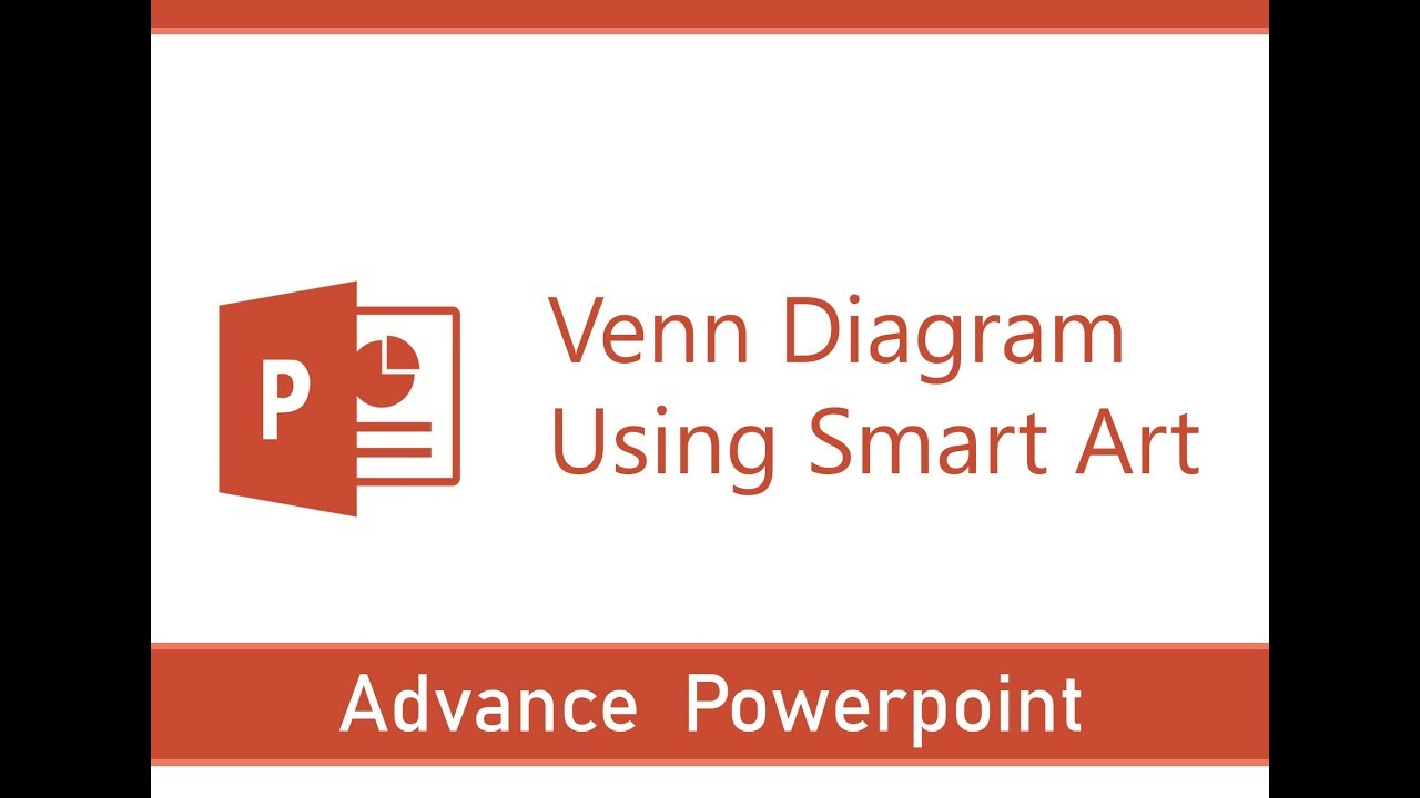 Learn how to create venn diagram using smart art powerpoint learn how to create venn diagram using smart art powerpoint learning advance powerpoint ccuart Choice Image