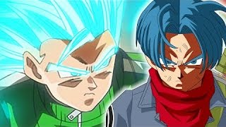 Dragon Ball Super: Episode 52 Preview [HD-Raw] Trunks Reunites with Gohan!!