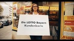 Alles zur LOTTO Bayern Kundenkarte