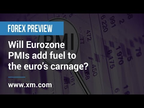 Forex Preview: 20/02/2020 - Will Eurozone PMIs add fuel to the euro's carnage?