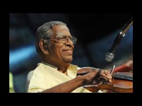 MS Gopalakrishnan-Vatapi-Hamsadwani-Adi-Dikshitar-Violin