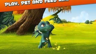 Tinymals - Pet Dragon Game For Kids