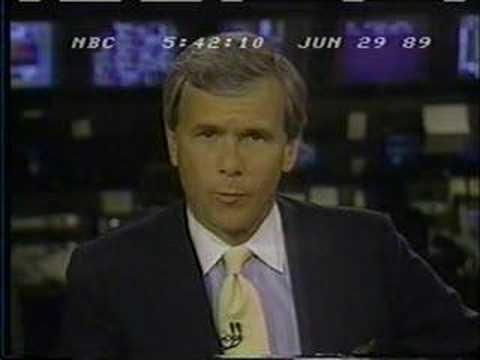 1989 : Call boys in Bush Sr's Whitehouse