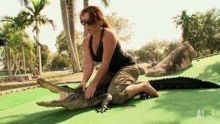 Gators and Mini Golf Don't Mix | Gator Boys