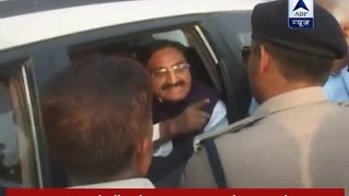 Former chief minister Ramesh Pokhriyal Nishank arrested along with four MLAs