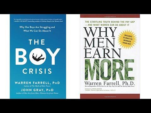 The absolute necessity of fathers: Warren Farrell/JB Peterson