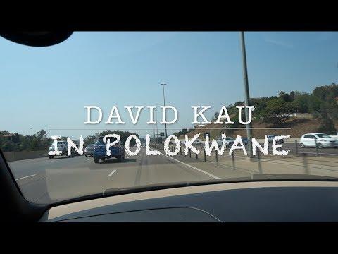 COMEDY VLOG | Half Man Half Comic | David Kau Polokwane