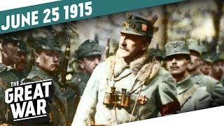 The Austro-Hungarian Empire Strikes Back I THE GREAT WAR Week 48