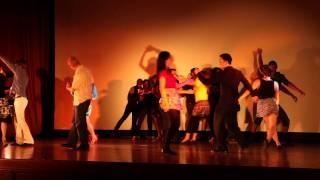 BLAST 2011 - Swing Party (East Coast swing/hustle)