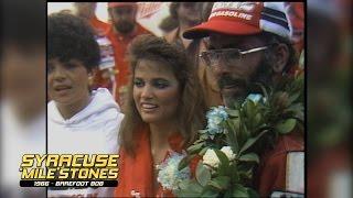 Syracuse 'Mile'stones: 1986 | Barefoot Bob