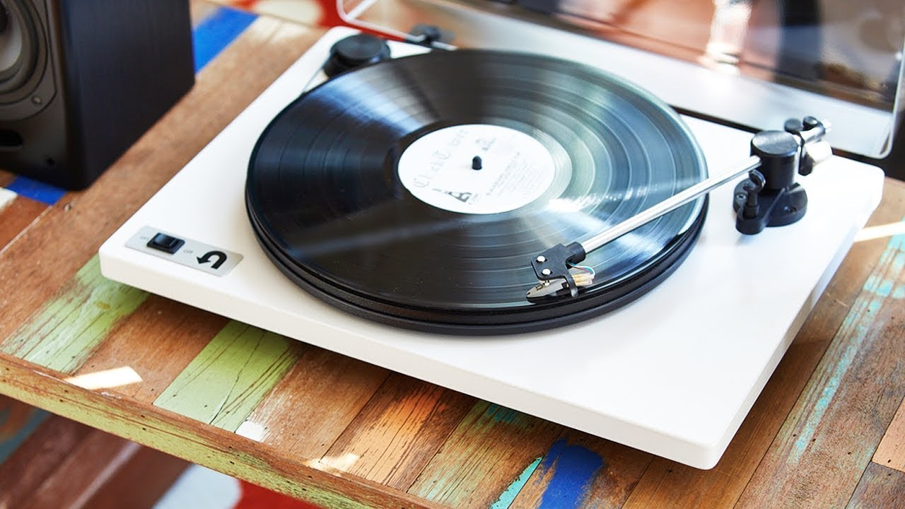 Top 5 Affordable Record Players Youtube