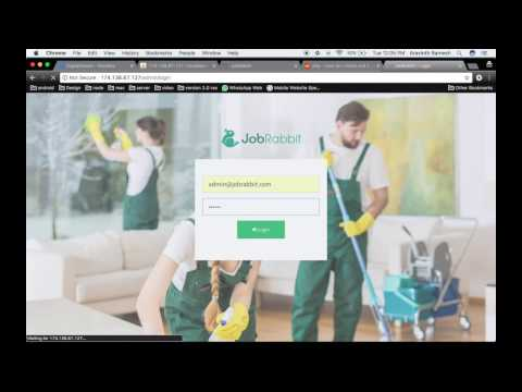 JobRabbit Installation guide - Unmanaged VPS