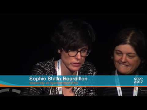 CPDP 2017: THE LAW AND SCIENCE OF DE-IDENTIFICATION.